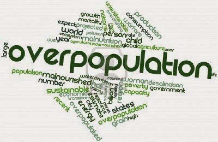 Essay on over population