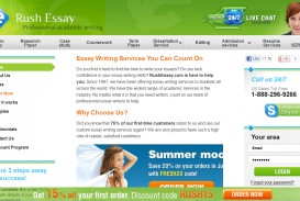 008 Rush Essay Review Example Best My Reviews