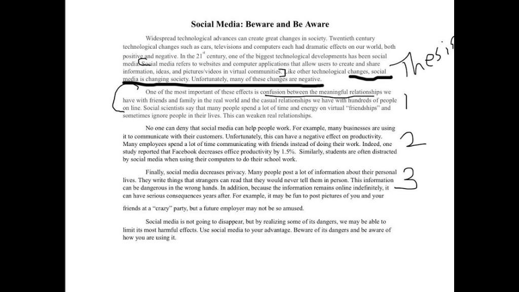 008 Satire Essay On Social Media Maxresdefault Unbelievable Large