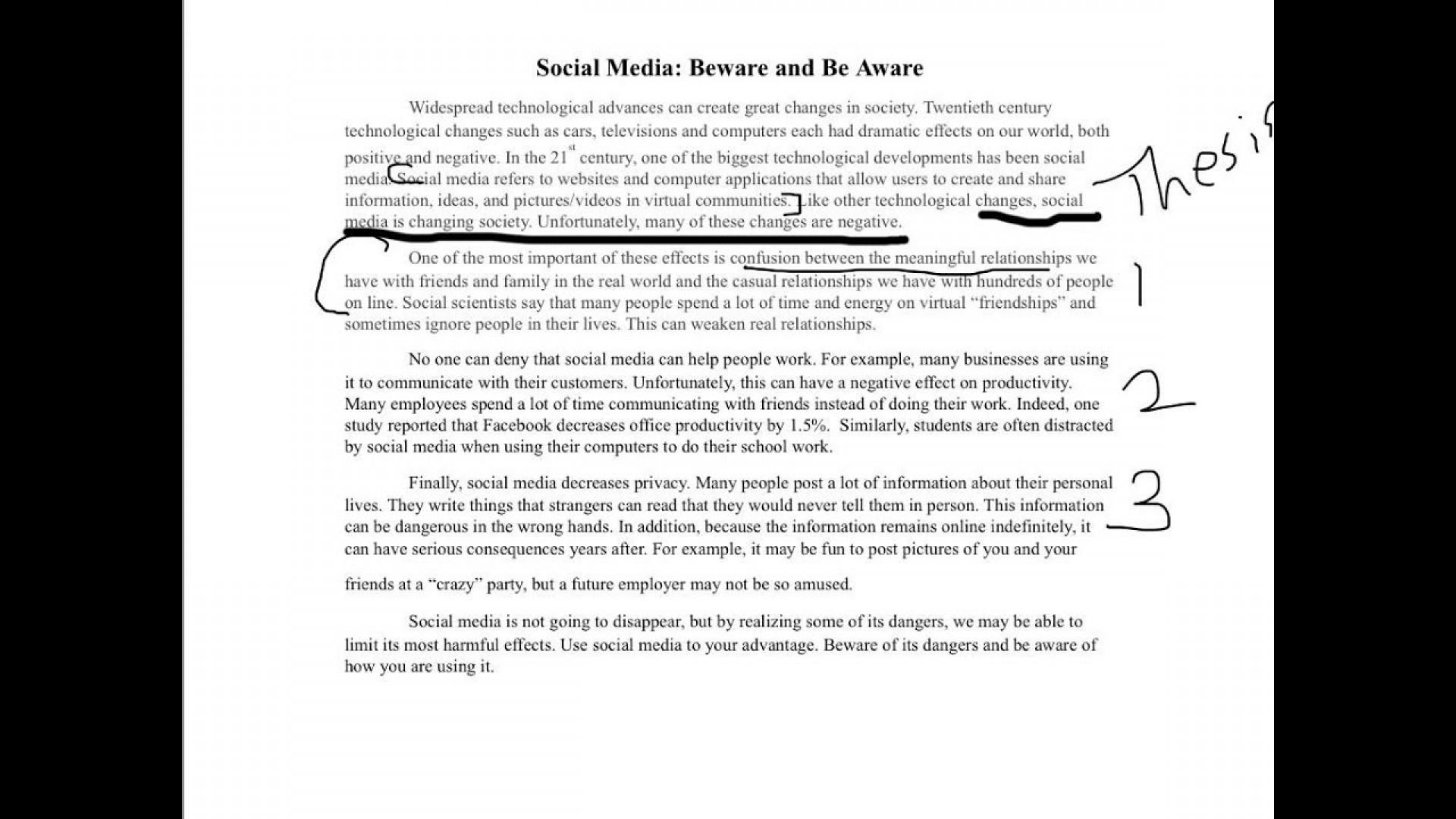 008 Satire Essay On Social Media Maxresdefault Unbelievable 1920