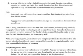 short story english essay essays thesis how to write