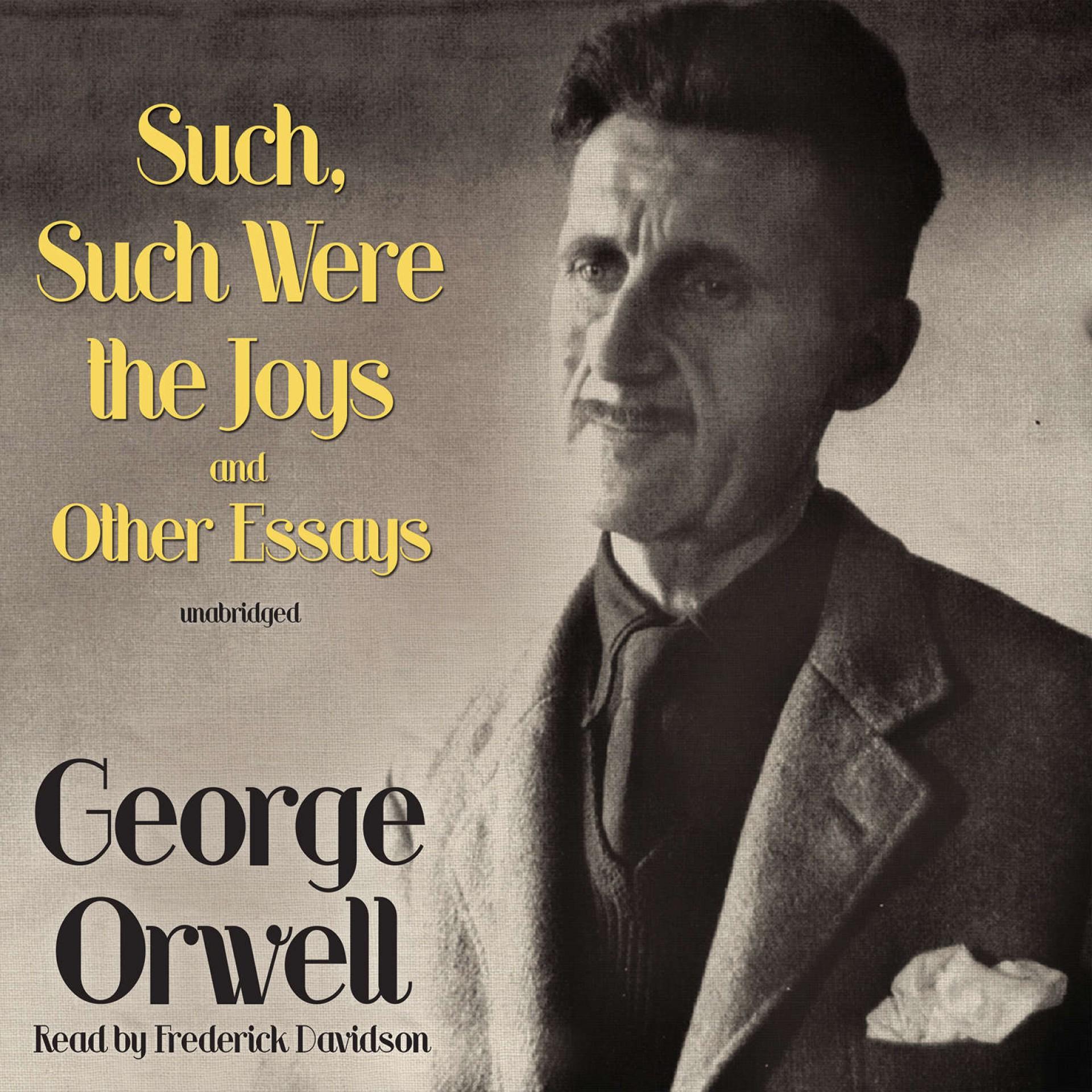 008 Square Essay Example George Orwell Frightening Essays Everyman's Library Summary Bookshop Memories 1920