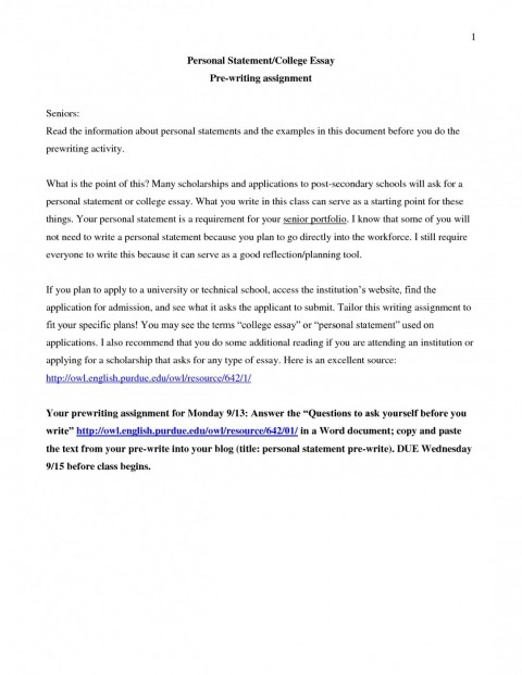 Funny admissions essay