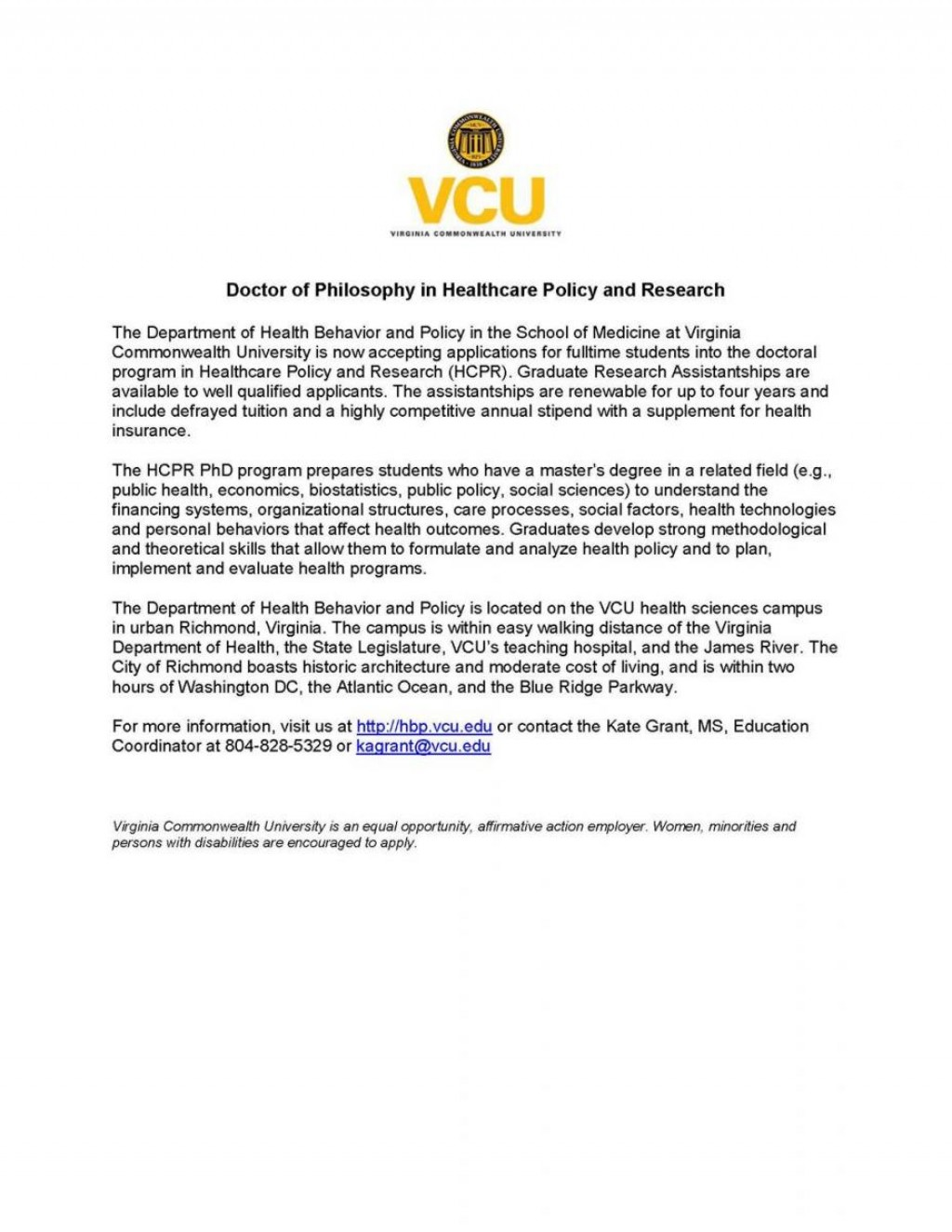 008 Vcu Personal Statement Essay Example Remarkable Large