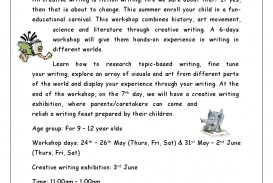 008 Viewer1 Essay Example Imposing Creative English Examples Titles About Education Definition