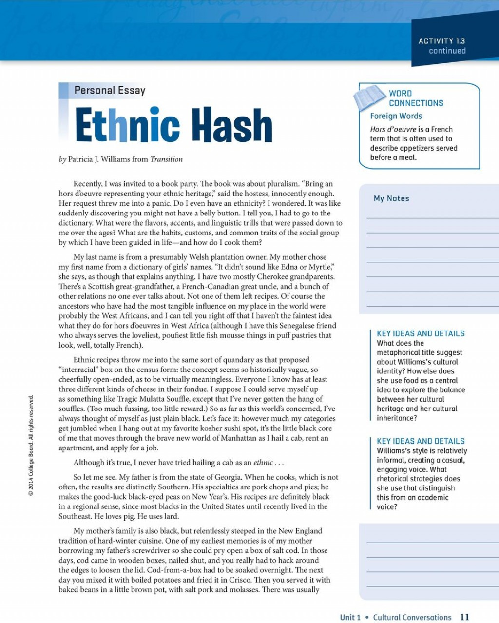 008 Where Worlds Collide Pico Iyer Essay Summary Example Page 11 Top Large