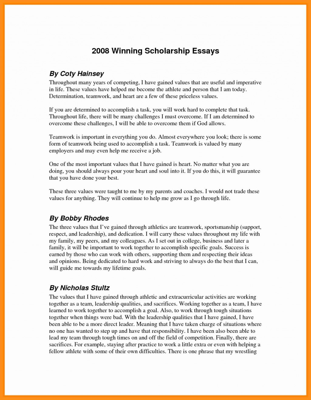 008 Why I Deserve This Scholarshipssayxamples Of Winning Resume Financi Pdf Career Goals Nursing About Yourself Financial Need Words Do You Single Mother Top Scholarship Essay How To Write Sample Large
