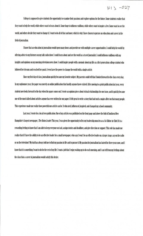 008 Word Essay Writing Definition Sample Scholarship Essays Words Alexa Serrecchia 1048x1726 Awful For High School Seniors 500 480