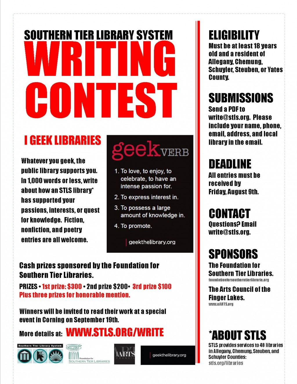 008 Writing Contest Flyer Essay Example Modern Magnificent Love 2019 Winner College 2016 Large