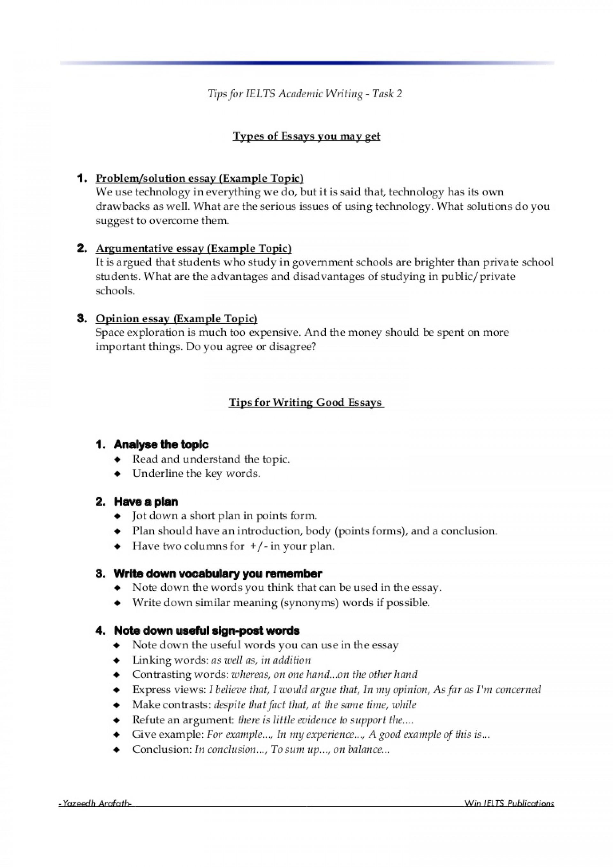 008 Writingtask2 Lva1 App6891 Thumbnail Essay Example Toefl Dreaded Topics 2017 185 Pdf Ets 1920