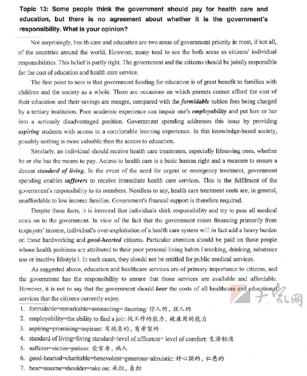 008 Writingtask2rezagholami0013 Ielts Essay Writing General Training Unique Topics For Pdf Samples Large