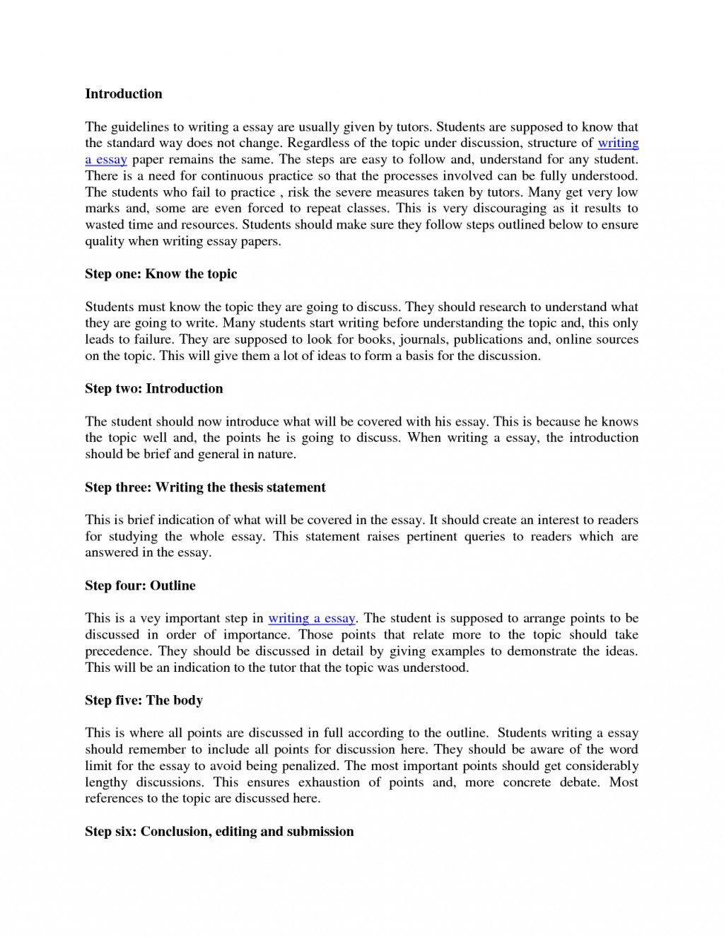 008 Xolufi2epx Essay Example Easy Way To Write Excellent An Argumentative How Analytical In Ielts Task 2 Large