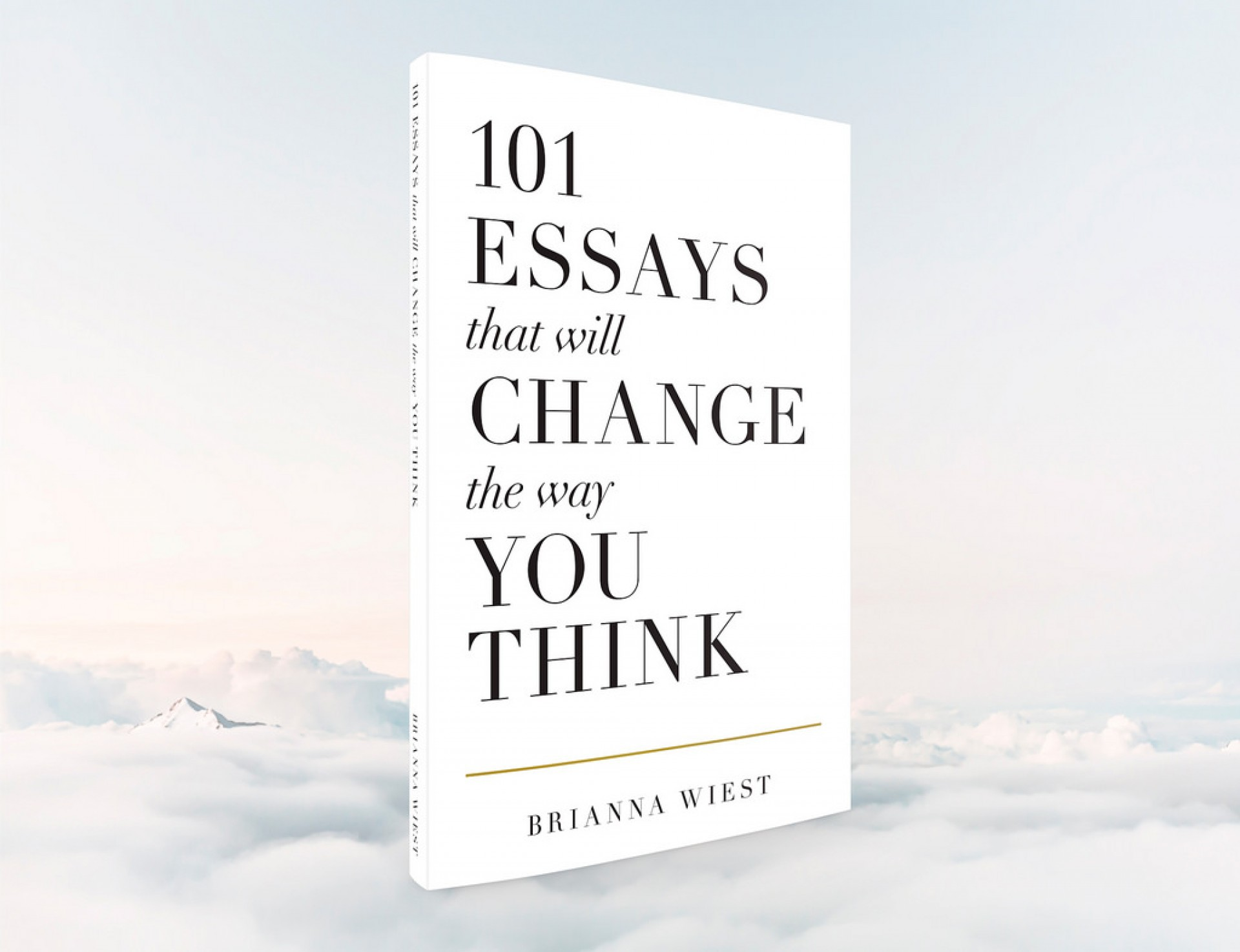 009 32779648903 9aedc27177 B Essay Example Essays That Will Change The Way You Unusual 101 Think Book Depository Barnes And Noble Review 1920