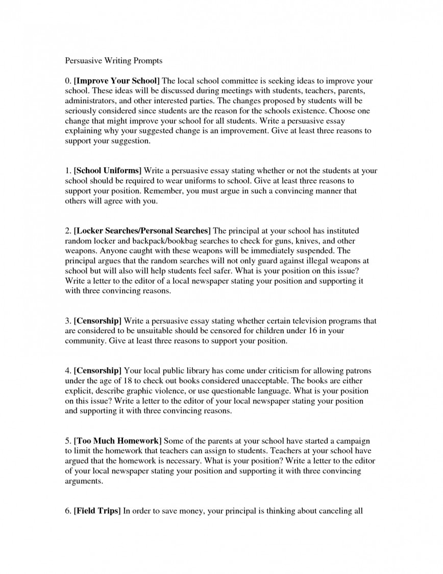 009 6th Grade Essay Topics Example Alluring Sixth Writing Prompts Persuasive In 7th Madrat Surprising Printables Prompt Narrative