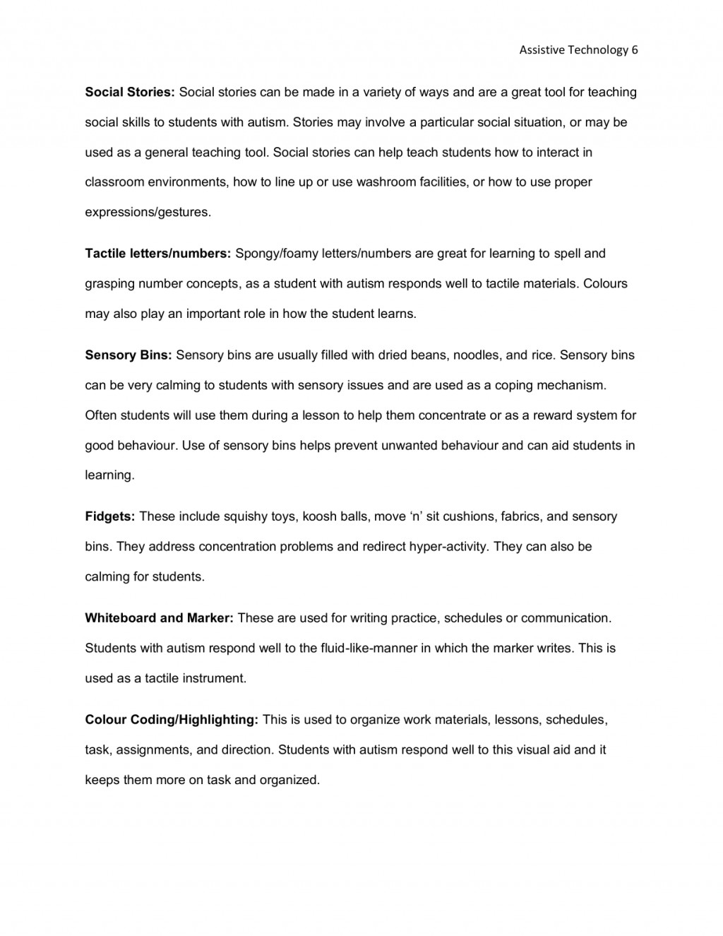 009 Argumentative Essay Pdf Assistive Technology For Students Who Have Autism6 Unique Outline Sample Download High School Large