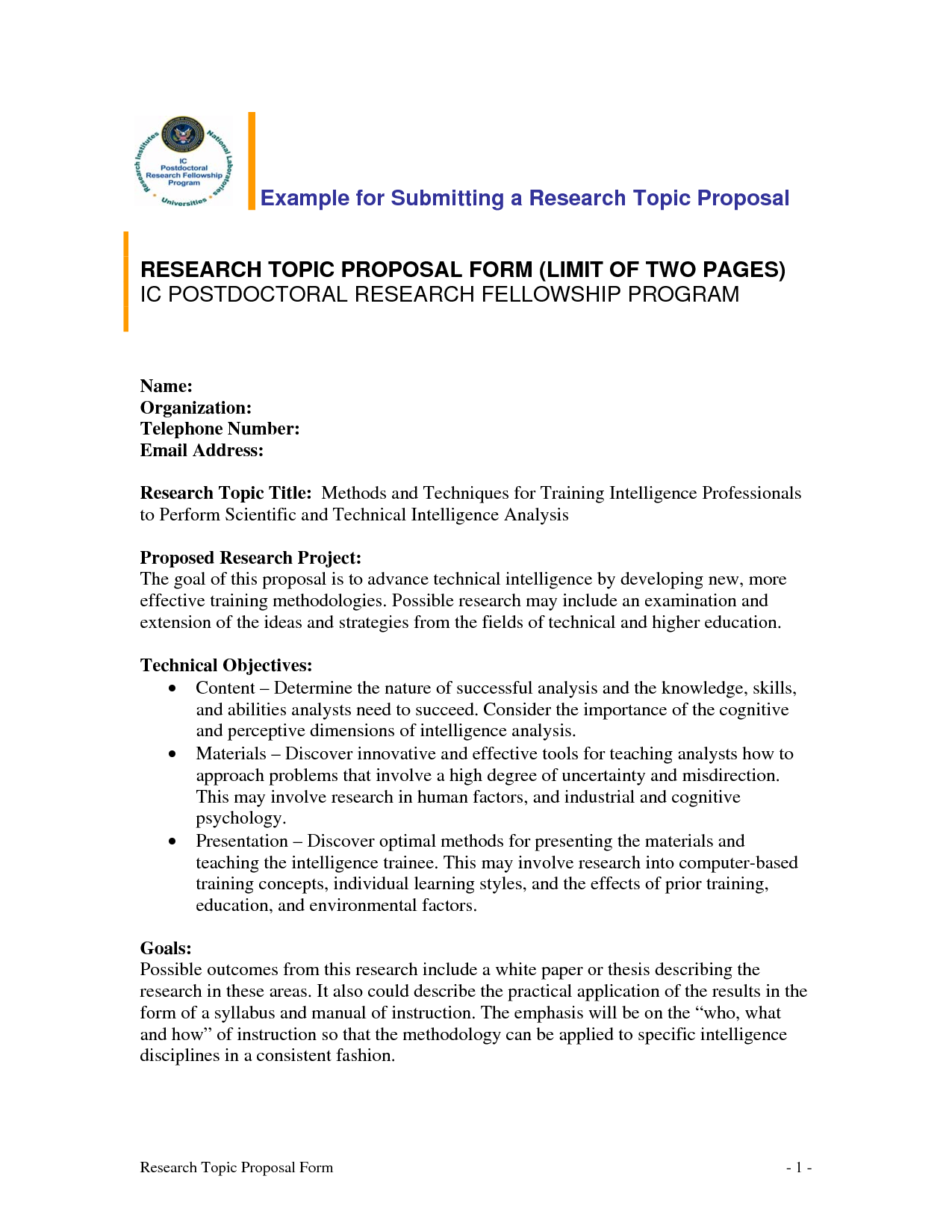 009 Awesome Collection Of Possible Research Proposal Topics Amazing Sample Science Paper Essay Example For Unbelievable An Interesting Expository Full