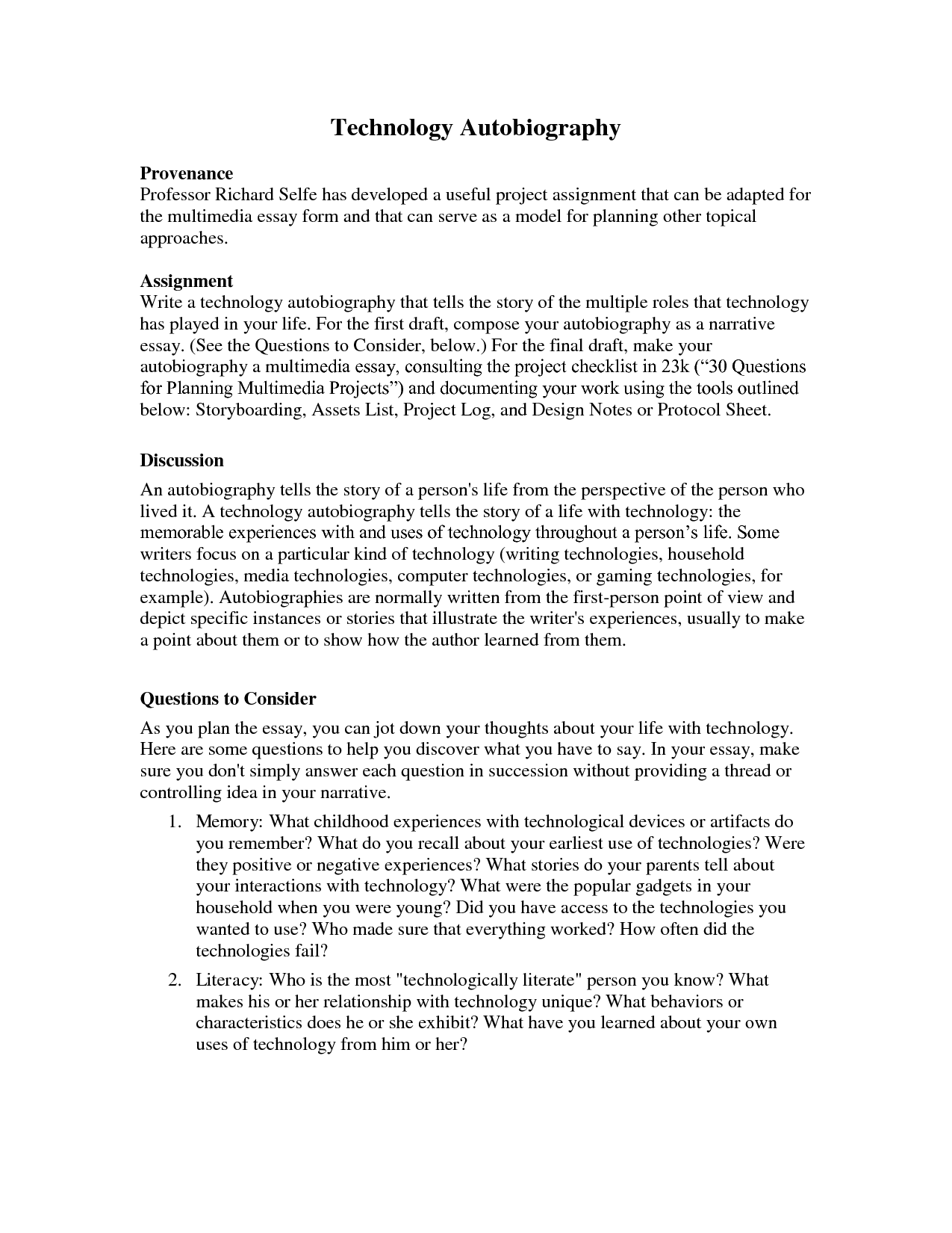 008 biography essays free writing an about yourself how to