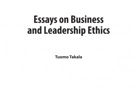 009 Business Ethics Essay Example Awful Questions And Answers Pdf Topic Ideas