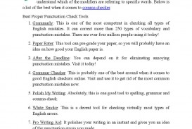 009 Check Essay Example Page 1 Archaicawful My For Punctuation Errors Free On Turnitin Grammar