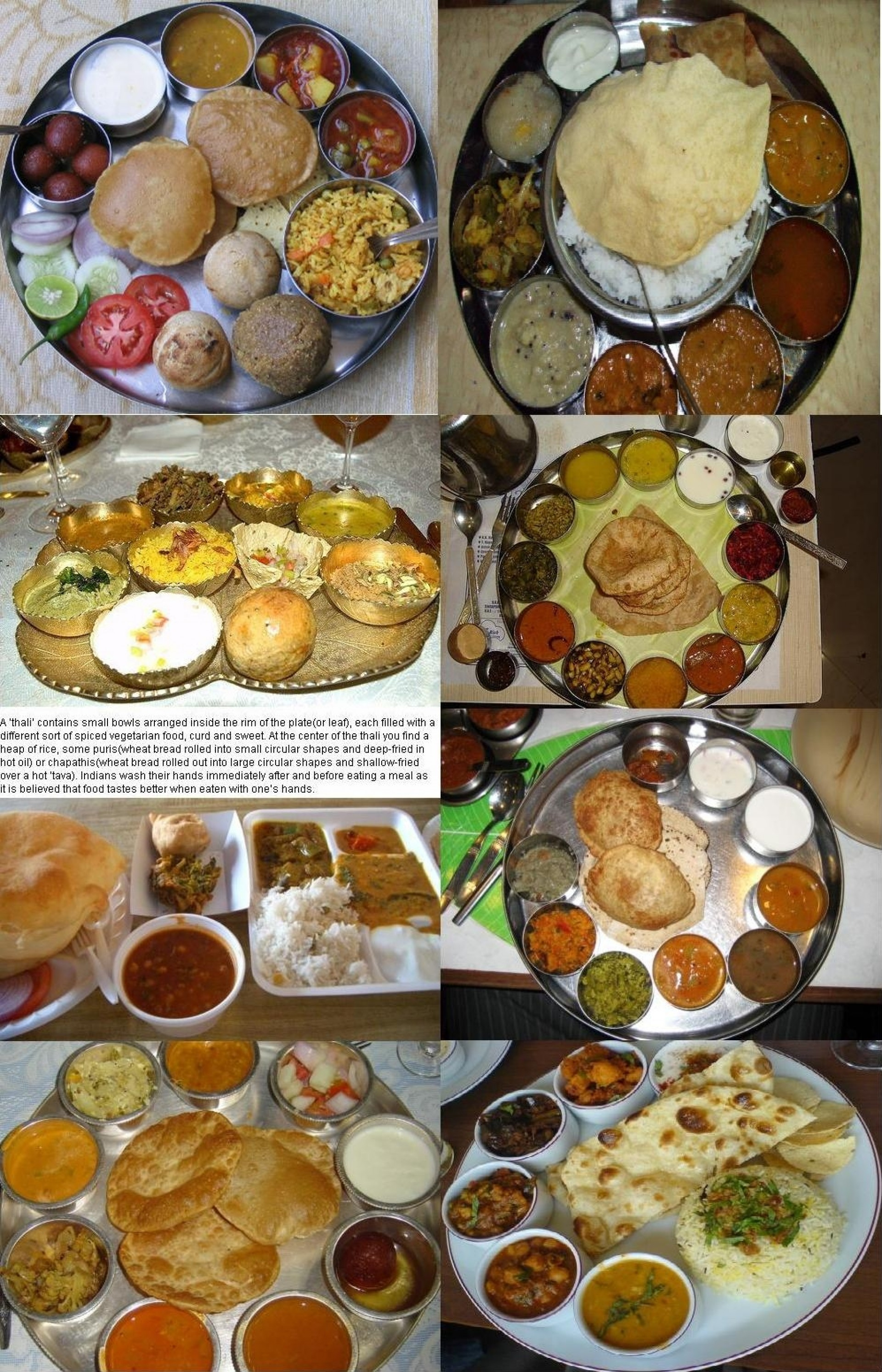 food culture in different regions of india