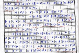 009 Chinese Essay Example Amazing Art Topics Vce Formats Sheet