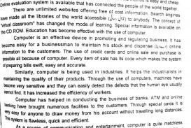009 Computer2b252822529 Essay Of Advantages And Disadvantages Computer Archaicawful On For Students In Marathi Language