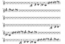 009 Cruel Angels Thesis Sheet Music Page 25036 Essay Example On Unity In Fascinating Hindi Importance Of Diversity National