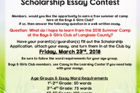 npg scholarship essay contest