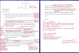 009 Essay Correction O Mark Takano Letter Facebook Rare Spanish Symbols English