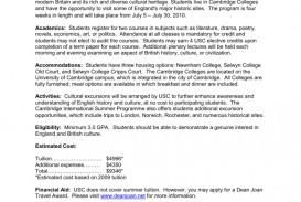 009 Essay Example 007273090 1 Usc Outstanding Essays Supplemental Tips Mba Sample Engineering