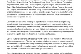 009 Essay Example 3techniquesforwritingagreatpersonalstatementforcollege Phpapp02 Thumbnail Unusual Edge Essayedge Personal Statement Review Pricing
