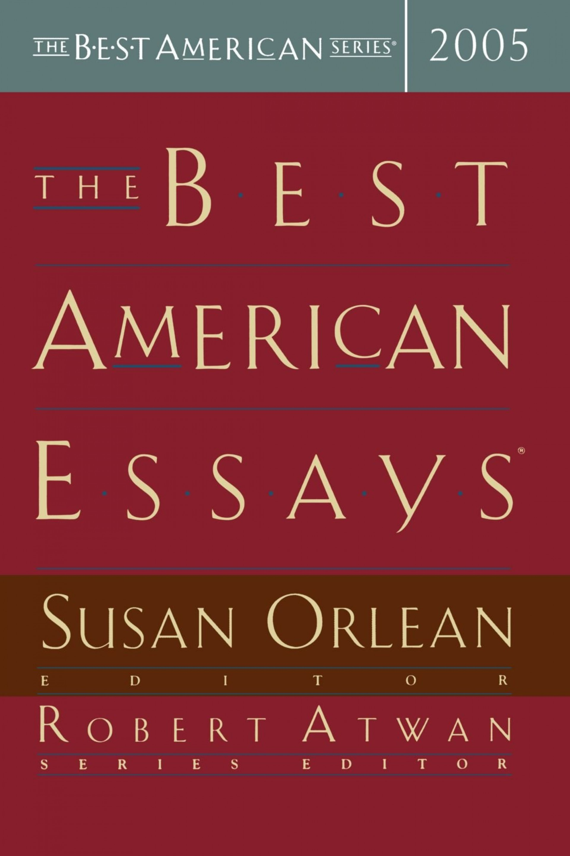 009 Essay Example 61eba7rjfxl The Best American Wonderful Essays 2013 Pdf Download Of Century Sparknotes 2017 1920