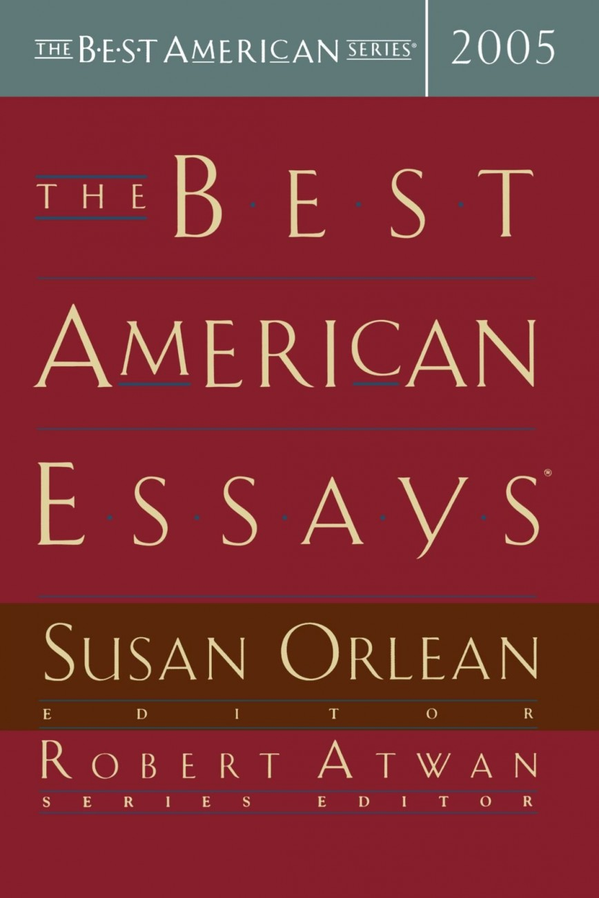 009 Essay Example 61eba7rjfxl The Best American Wonderful Essays 2013 Pdf Download Of Century Sparknotes 2017 868