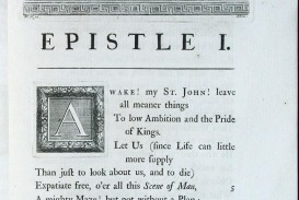 009 Essay Example Alexander Pope On Man 1734 1 E376706ec6b47f98a21b2d3c8e902d84 Dreaded Summary Epistle 2 Pdf