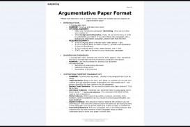 009 Essay Example Argumentative Format Controversial Excellent Topics Non Current
