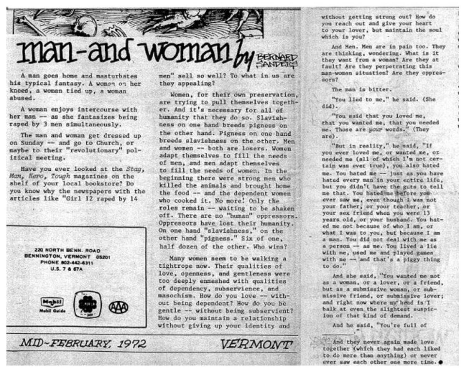 009 Essay Example Bernie Sanders Rape Phenomenal 1920