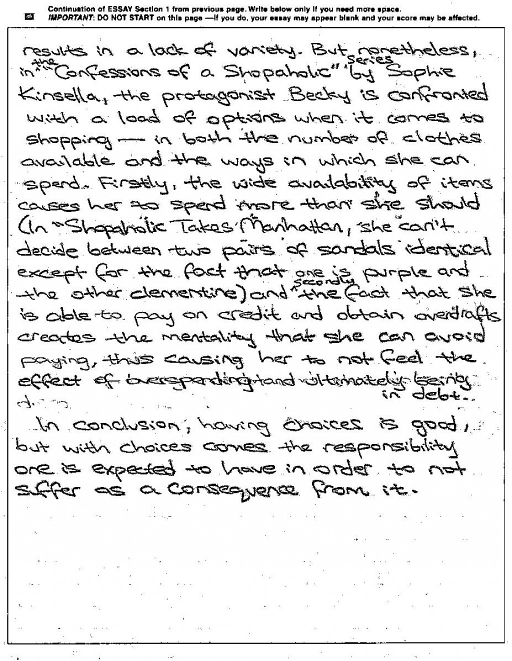 009 Essay Example Best Tips Incredible Large