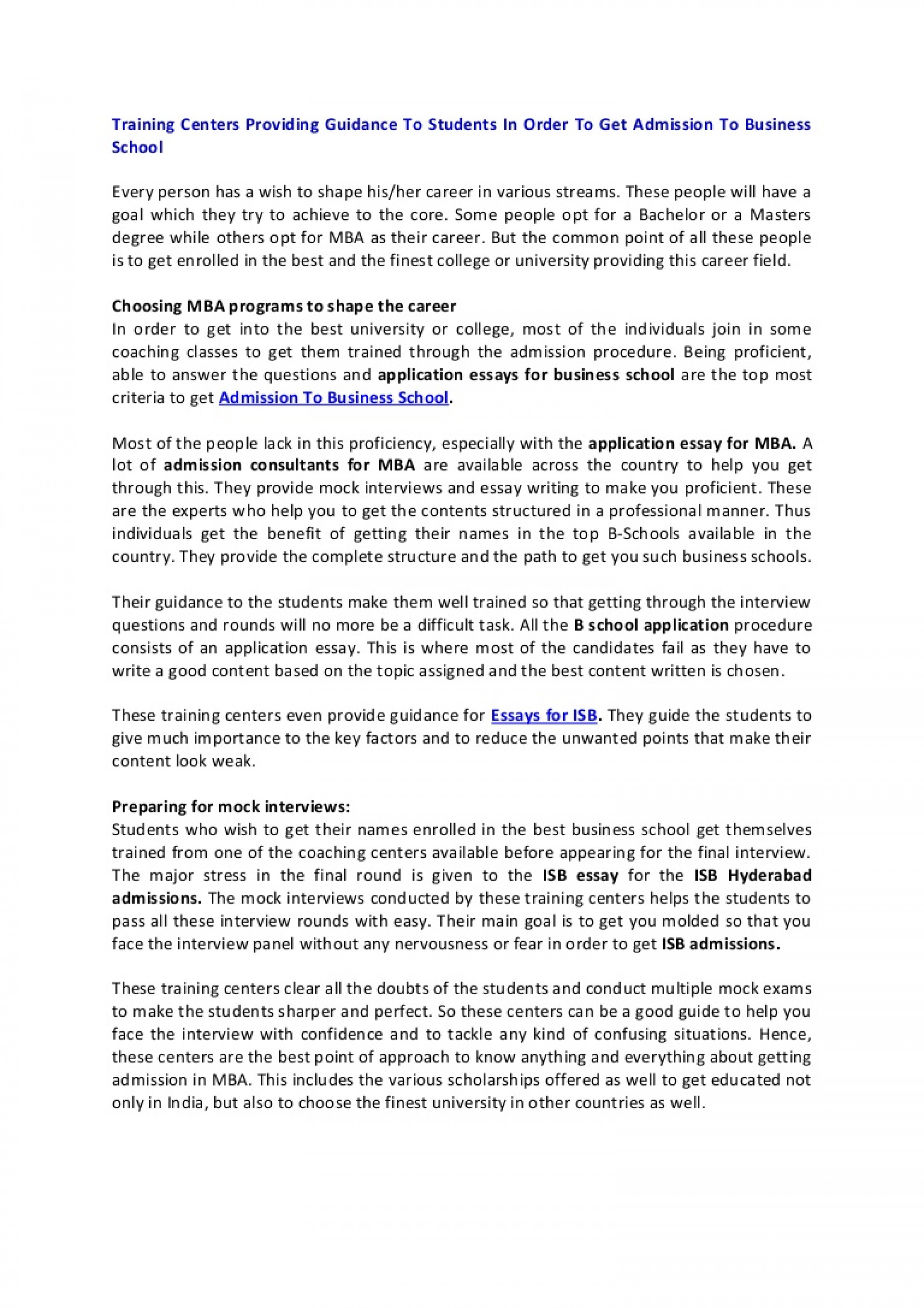 009 Essay Example Columbia Essays Application For Business School Ivyctor Article1 Phpapp01 Thumbn Stanford Harvard Sample Format Best Examples Shocking Mba That Worked Undergraduate 1920