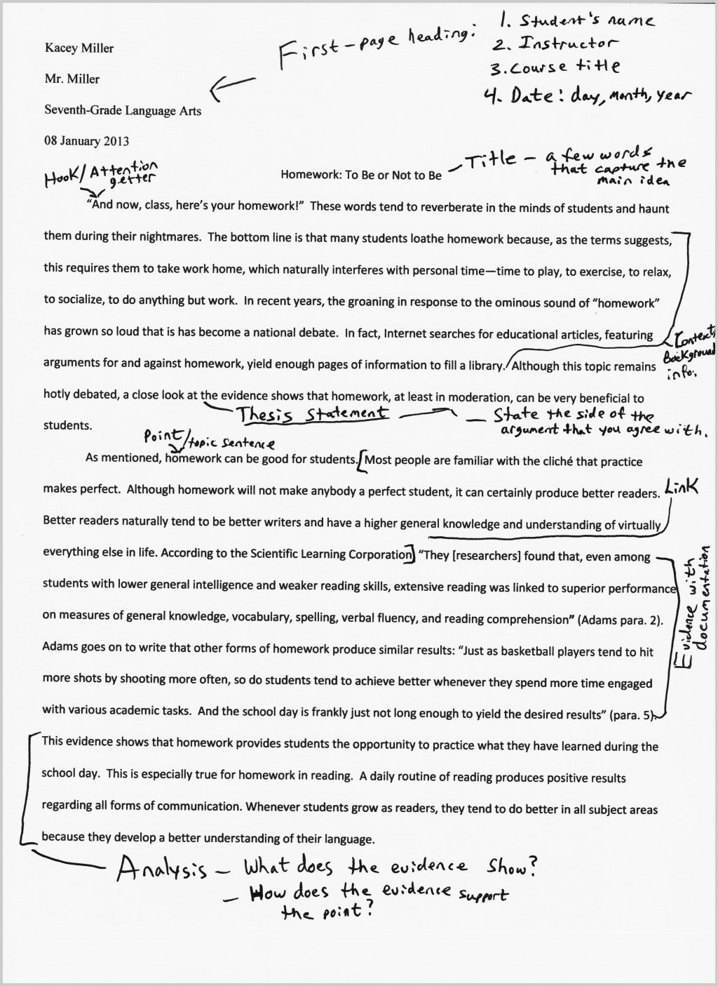 009 Essay Example Different Types Of Hooks Cool Examples For Essays In An Rare Good Generator Best Ever College Large