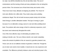 009 Essay Example Earth Air Pollution Marvelous Day In English Pt3 If Could Speak Marathi On Mother For Class 3
