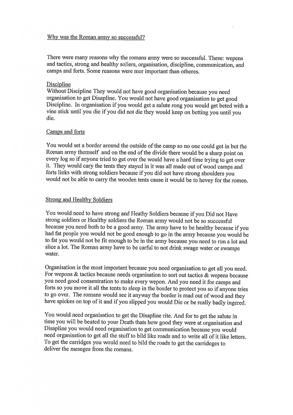 009 Essay Example Exemplification History20level203201 120 Tcm8 Archaicawful Good Topics Conclusion Illustration 960