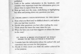 009 Essay Example Guidelines For Reading An Two Kinds By Amy Unbelievable Tan Conclusion Thesis Topics