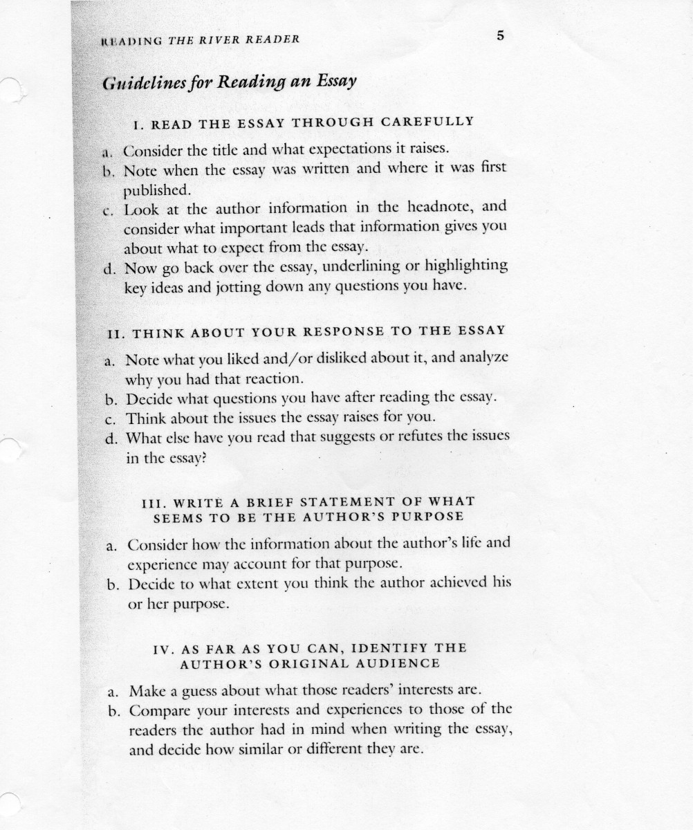 009 Essay Example Guidelines For Reading An Two Kinds By Amy Unbelievable Tan Conclusion Thesis Topics Full