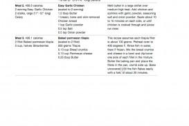 009 Essay Example Healthy Eating Sample Meal Plan Impressive Topics Spm Habits Pdf