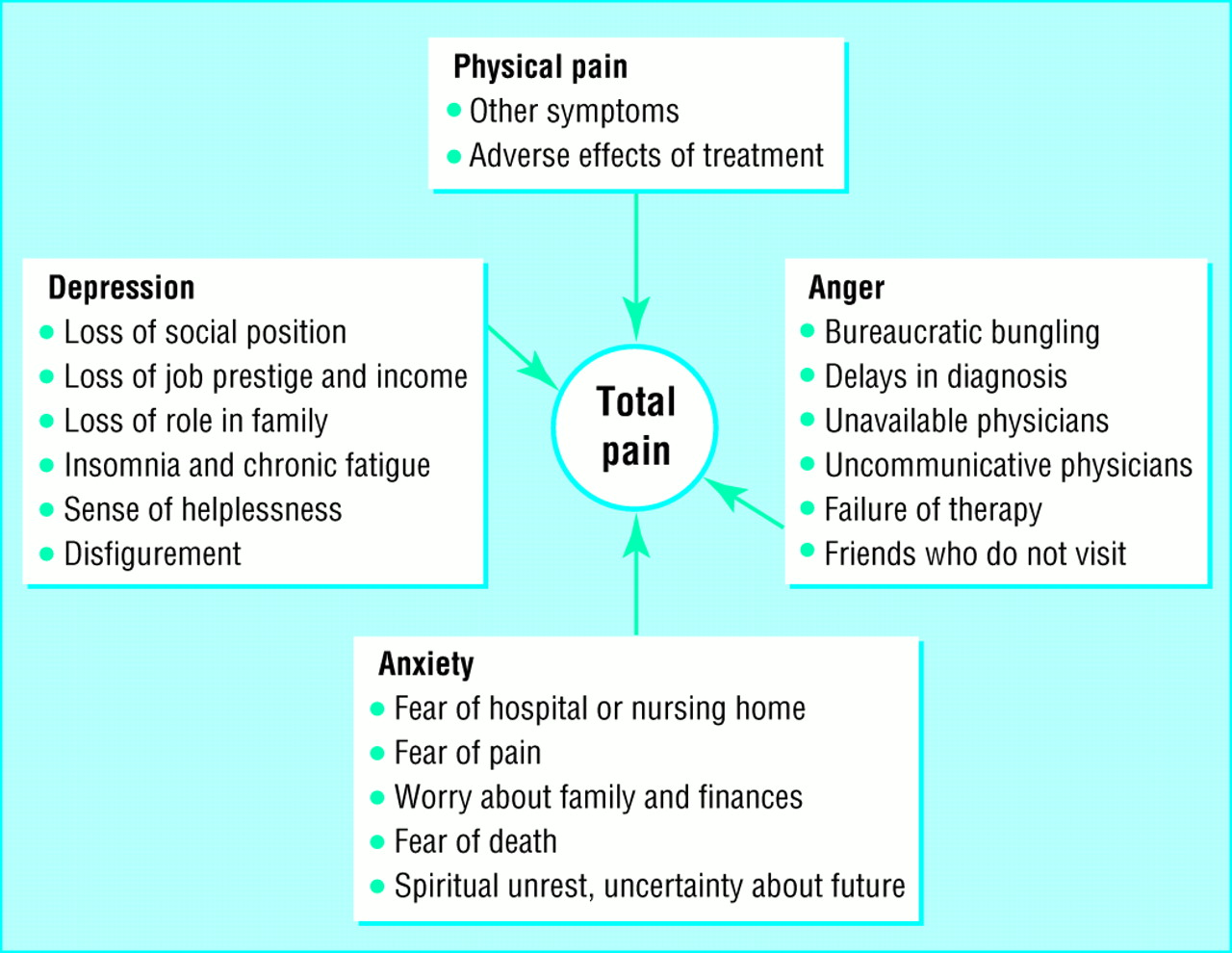 Palliative care essay