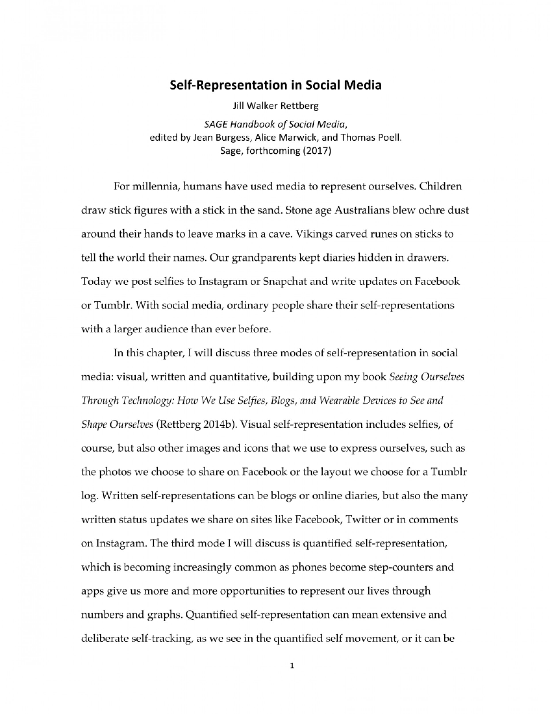 009 Essay Example Largepreview Satire On Social Unbelievable Media 1920