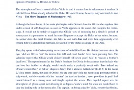 009 Essay Example Love Unbelievable Is Blind Ideas Shakespeare In Topics