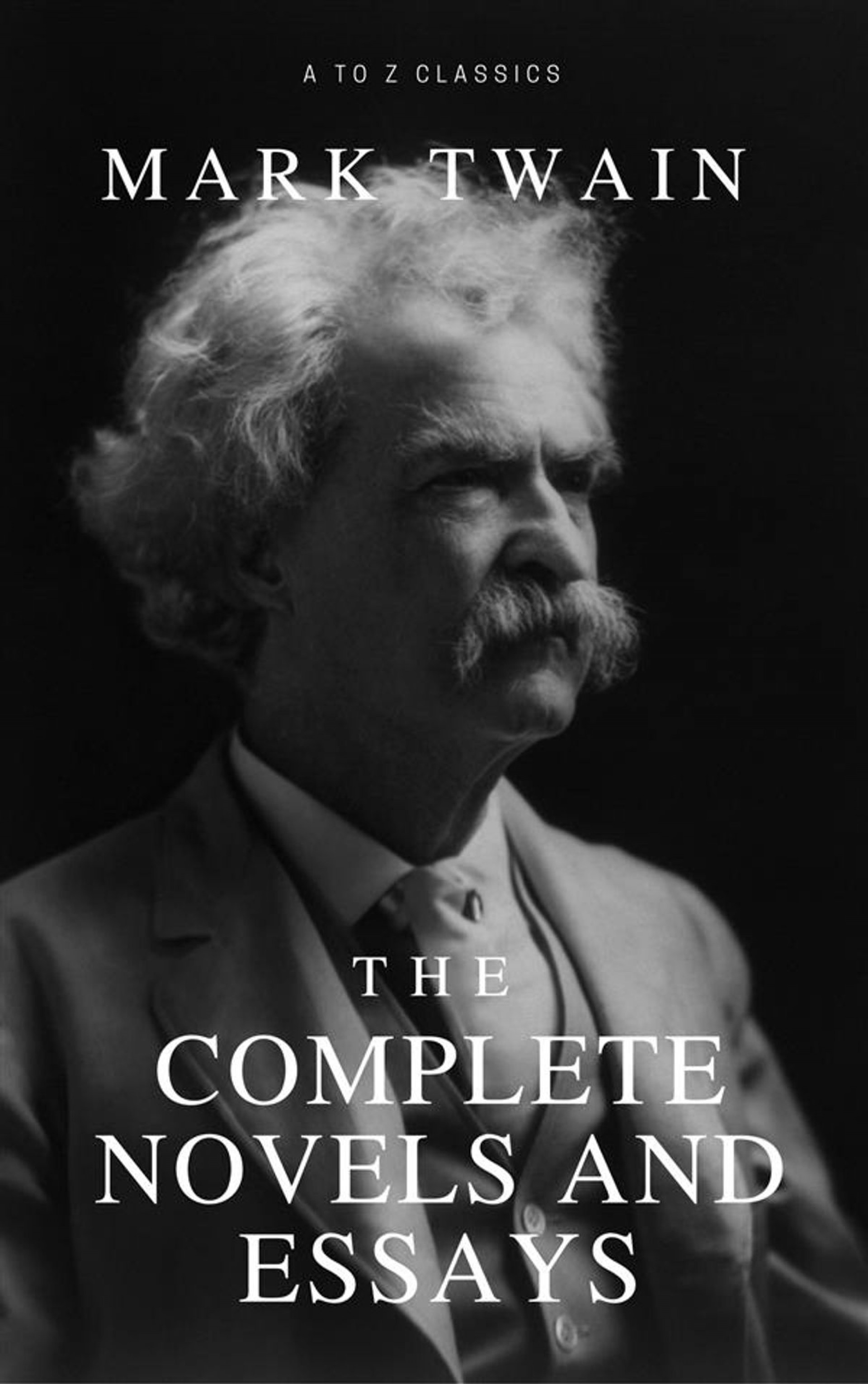 009 Essay Example Mark Twain The Complete Novels And Surprising Essays Pdf On Writing Nonfiction 1920