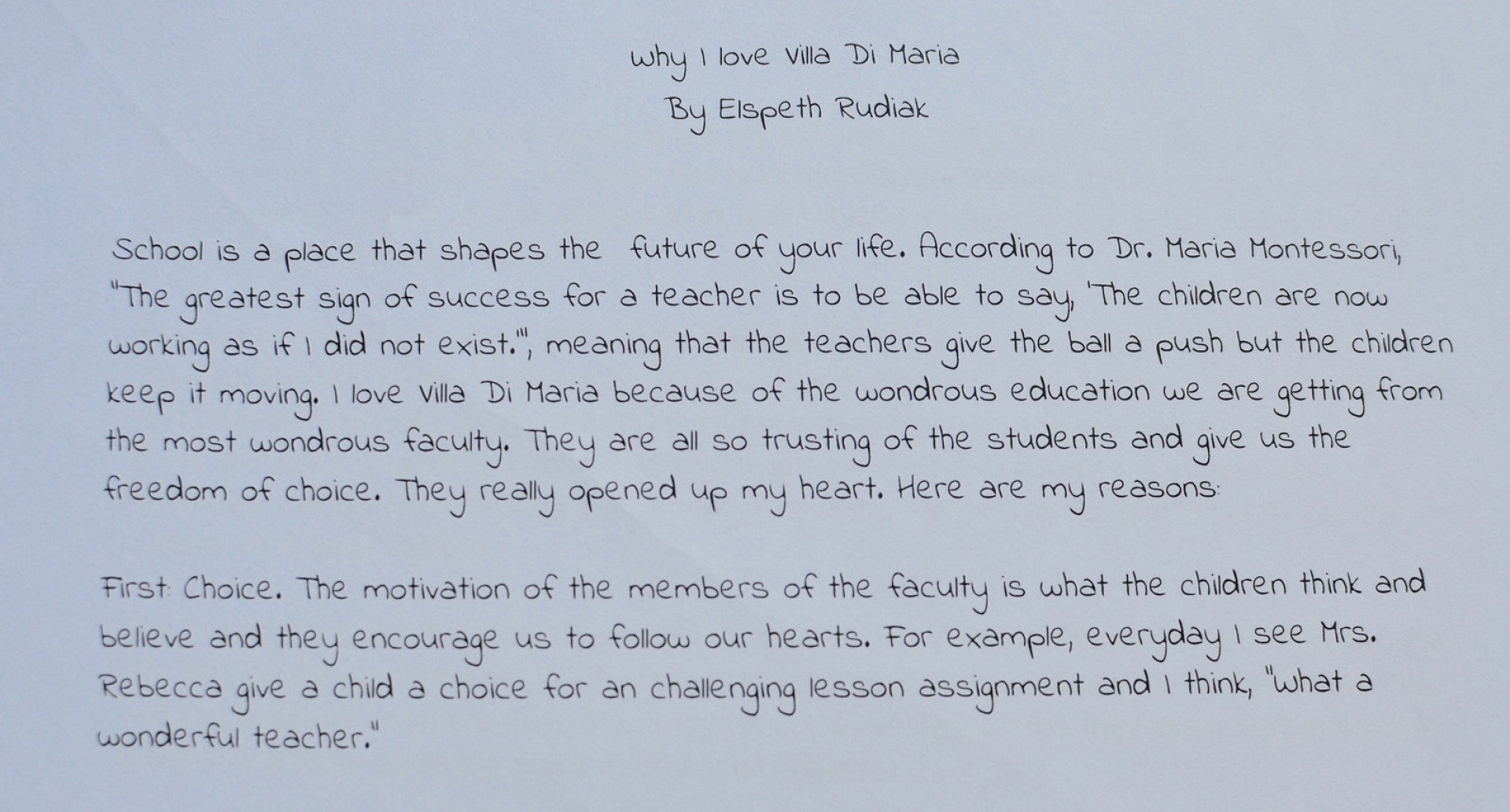 009 Essay Example My School 41204544975 662945095a H Amazing Dream For Class 10 In Urdu 1 3 Marathi 1920