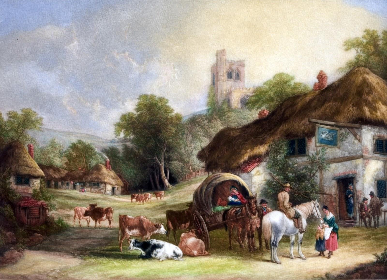 Rare Essay On Advantages Of Village Life ~ Thatsnotus
